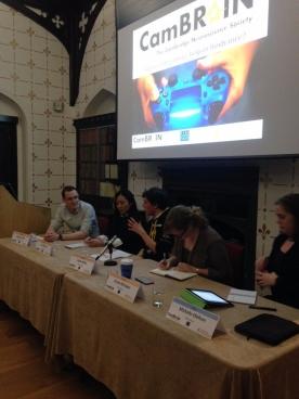 CamBrain: Media violence on children's development 2016