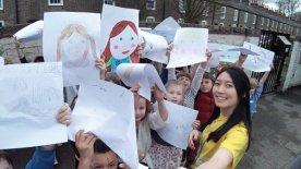 Year 4's Science Festival Talk on Children's Understanding of Emotions 2016
